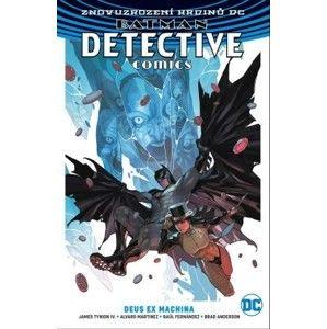 Batman DC 4: Deus Ex Machina