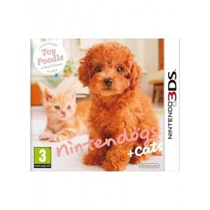 Nintendogs + Cats:Toy Poodle and New Friends