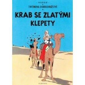 Hergé - Tintin 09 - Krab se zlatými klepety