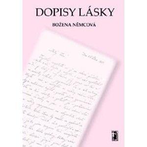 Božena Němcová - Dopisy lásky