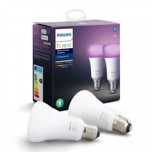 Philips Hue 9W RGBW BT 2 el