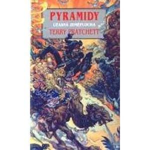Terry Pratchett - Úžasná Zeměplocha 07 - Pyramidy