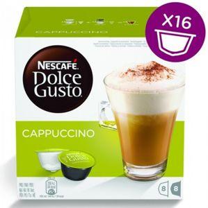 Nescafé Dolce Gusto Cappuccino 16 ks