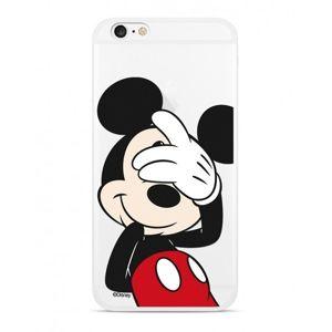 Disney Mickey Case pro iPhone 5/5s/SE průsvitný DPCMIC6047