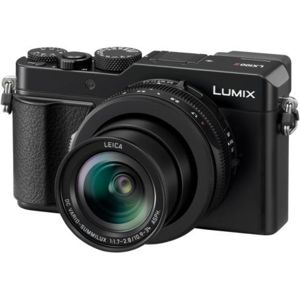 Panasonic LUMIX DMC-LX100 Mark II černý