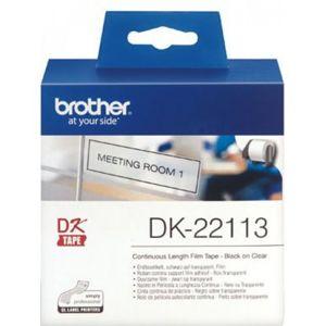 Štítky Brother DK-22113
