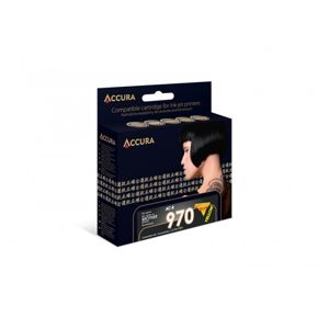 ACCURA inkoust do Brother (LC970/1000Y) yellow 20ml