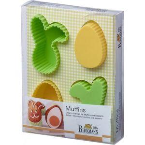 Birkmann formy na muffiny 4 ks