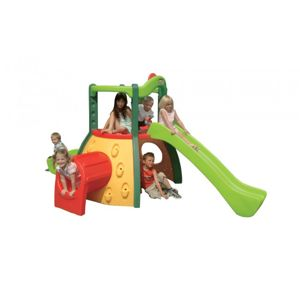 Little Tikes Double Decker Superslide Evergreen 445Z00060