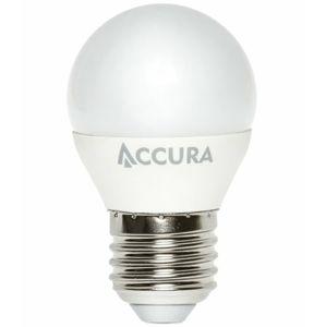 Accura Premium baňka E27 7W teplá bílá