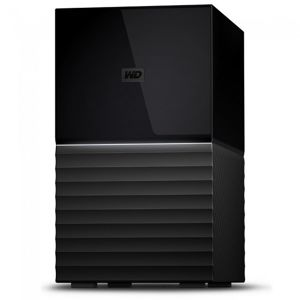 WD My Book Duo 8TB, USB3.0 [WDBFBE0080JBK-EESN]