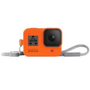 GoPro Sleeve + Lanyard Hyper Orange for HERO8 Black AJSST-004
