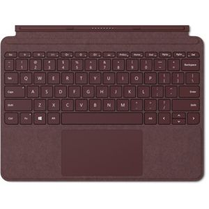 Microsoft Surface Go Signature Type Cover Burgundy [KCS-00053]