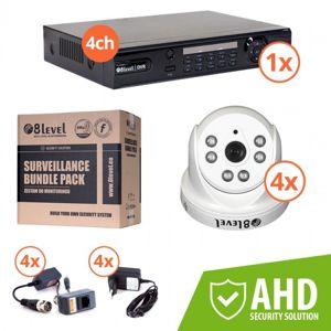 8level KIT-DVR4-4I1080-363
