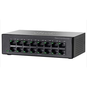 Cisco SF110D-16-EU