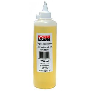 Opus olej do skartovačky 250 ml