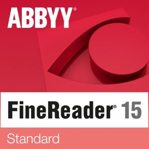 ABBYY FineReader 15 Standard GOV