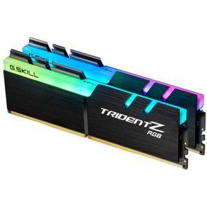 G.SKILL Trident Z RGB for AMD 16GB [2x8GB 3200MHz DDR4 CL16 XMP 2.0 1.35V DIMM] F4-3200C16D-16GTZRX