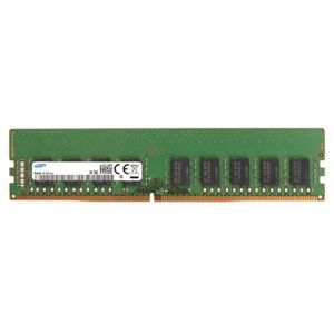 SAMSUNG 16GB DDR4-2666 UDIMM ECC Unbuffered CL17 Dual Rank M391A2K43BB1-CTD