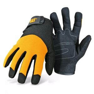 CAT Padded Palm Utility with Mesh Back Adjustable Wrist CAT012215J