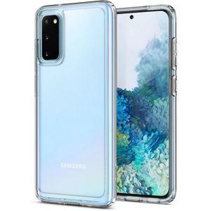 Spigen Ultra Hybrid Samsung Galaxy S20 průsvitný