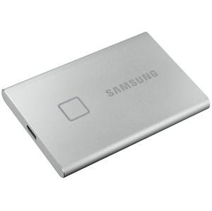Samsung Portable SSD T7 500GB stříbrný MU-PC500S/WW