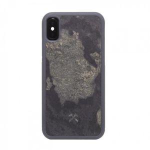 Woodcessories Airshock Case iPhone XS Max šedý