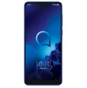 Alcatel 3 (2019) modro-fialový