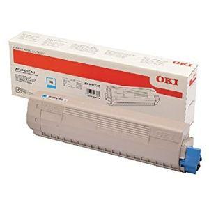 Toner OKI 46471103 modrý - originální