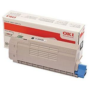 Toner OKI 46507616 černý - originální