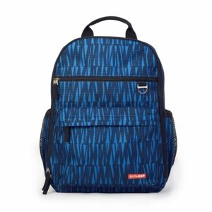Skip Hop batoh Duo Signature Graffiti Blue