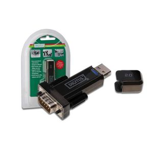 Digitus adaptér USB 2.0 - RS232 [DA-70156]
